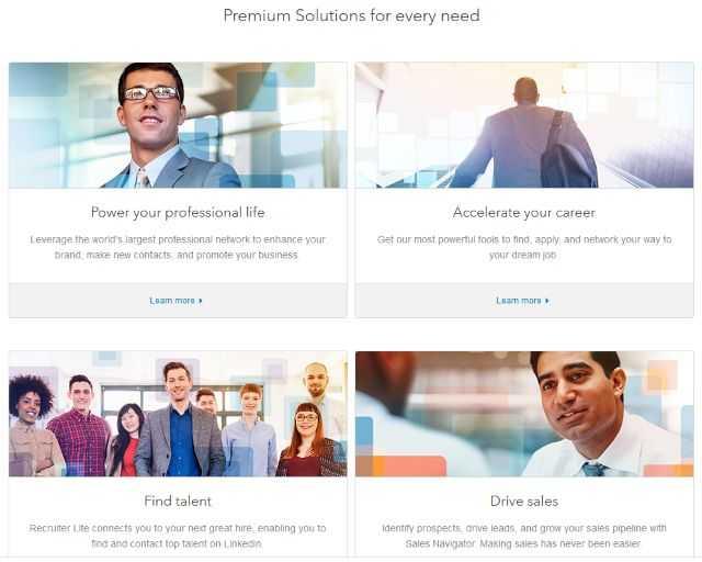 linkedin-premium-packages